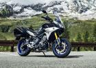 Yamaha Tracer 900 a Tracer 900GT: Sportovně cestovní stroje pro sezónu 2018