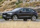 Audi Q8 zachyceno s minimem maskování. Je odvážné jako koncept?