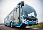 SOR NS diesel je novou generací městských autobusů českého výrobce