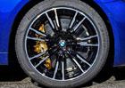 Pirelli má pro BMW M5 pneumatiky odvozené z obutí pro monoposty Formule 1