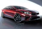 Kia Forte na prvních skicách: Tohle je nový Cee'd sedan!