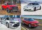 Detroitský autosalon 2018: Prohlédněte si hvězdy výstavy v obří fotogalerii