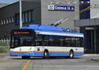 Trolejbusy Škoda Electric pro Ostravu