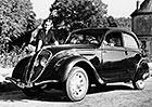Peugeot 202 (1938-1949): Nejmenší lvíče se světly v masce