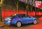 Nejlepším rodinným autem je Octavia, kombíkem zase Superb, hodnotí časopis What Car?