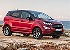 Ford EcoSport přichází na český trh. Cena začíná na 399.900 Kč