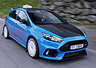 Muž z Norska si splnil sen, taxikaří s Fordem Focus RS. Jako šílenec ale nejezdí