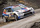 Sobota na Rallye Monte Carlo: Ubrání vedoucí Ogier náskok?