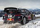 Rallye Monte Carlo v cíli: Ogier vyhrál popáté v řadě