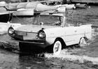 To nejlepší od mrtvých značek: Amphicar – Nejslavnější obojživelník