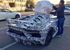 Lamborghini chystá ostřejší Aventador GT. Podívejte se na jeho první fotografie