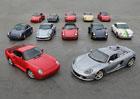 Jedna z nejúžasnějších sbírek Porsche: Na prodej je i nezajetá Carrera GT!