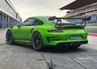 První fotky omlazeného Porsche 911 GT3 RS. Dostane posílený čtyřlitr