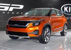 Kia SP je koncept korejského crossoveru pro Indii. Vypadá jako Evoque!