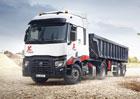 Renault Trucks uvádí model T X-Road 460 pro stavebnictví