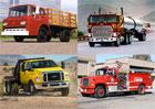 Ford a jeho severoamerická střední i těžká nákladní vozidla ve velké galerii