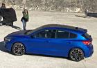 Nový Ford Focus konečně spatřen bez maskování. Vypadá atraktivně!