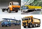 Ford a jeho evropská střední i těžká nákladní vozidla