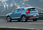 Elektrické Volvo XC40 prý ujede 500 km na jedno nabití. Nejprve ale dorazí hatchback