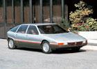 Lancia Medusa: Zapomenutý supersport se čtyřmi dveřmi