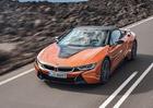 BMW i8 Roadster odhalil českou cenu. Za otevřené nebe nad hlavou nedáte málo