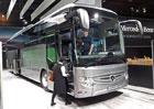 Mercedes-Benz Tourismo RHD: Vrchol hvězdy