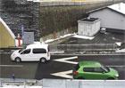 Řidič na Slovensku se otáčel v tunelu. Kvůli pár ušetřeným minutám ohrozil všechny kolem