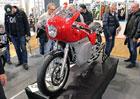 Jawa představila nový motocykl. Je retro a má čtyřdobý motor