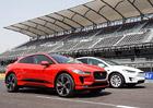 Jaguar I-Pace se srovnání nebojí. Rozdal si to s Teslou Model X