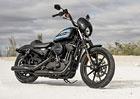 Harley-Davidson rozšiřuje řadu Sportster o dvojici stylových novinek