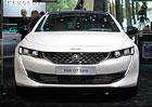 Peugeot 508 poprvé naživo: Je vážně nádherný! Našli jsme nějaká slabá místa?