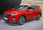 Ženeva 2018: Hyundai Santa Fe poprvé naživo. Jaká je nová generace korejského Kodiaqu?