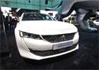 Ženeva 2018: Na Peugeotu mají obřího lva. A taky hezké auto
