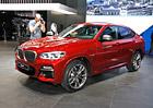 Ženeva 2018: Nové BMW X4 poprvé naživo. Překvapení na zadních sedačkách