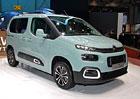 Ženeva 2018: Citroën Berlingo nejde přehlédnout. Jak je na tom spraktičností?