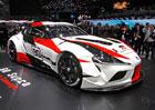 Toyota konceptem GR Supra Racing zahajuje resuscitaci slavného sportovního modelu