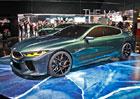 BMW Concept M8 Gran Coupé se stane novou vlajkovou lodí své značky