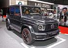 Ženeva 2018: Mercedes-Benz G poprvé naživo. Změnilo se vůbec něco?