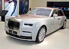 Rolls-Royce opět potvrzuje svou pozici výrobce nejluxusnějších automobilů světa