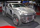 Nejošklivější auto letošní Ženevy? Podivné SUV s technikou Porsche
