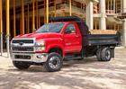 Chevrolet se s novými modely řady Silverado vrací mezi výrobce nákladních vozidel