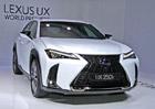 Ženeva 2018: Lexus míří mezi kompaktní SUV. Zaujme UX novým hybridem a speciální čtyřkolkou?