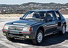 Peugeot 205 Turbo 16 PTS Clubman (1984): Jedna z nejvzácnějších 205 na prodej!