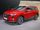 Hyundai Santa Fe poprvé naživo. Jaká je nová generace korejského Kodiaqu?