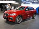 Nové BMW X4 poprvé naživo. Překvapení na zadních sedačkách