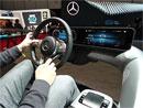 Nový infotainment Mercedesu s námi nechtěl mluvit