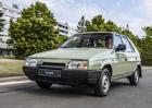 Škoda Favorit: Autopilota měla už v 80. letech. Byl to ale trochu jiný robot...