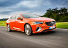 Vyzkoušeli jsme Opel Insignia GSi. Dieselová verze funguje lépe