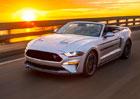 Ford Mustang GT/CS inspirovala 60. léta a slunná Kalifornie