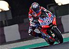 Motocyklová VC Kataru 2018: Andrea Dovizioso si poradil v MotoGP s Marcem Márquezem